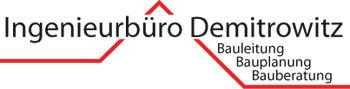 Logo Ingenieurbüro Demitrowitz