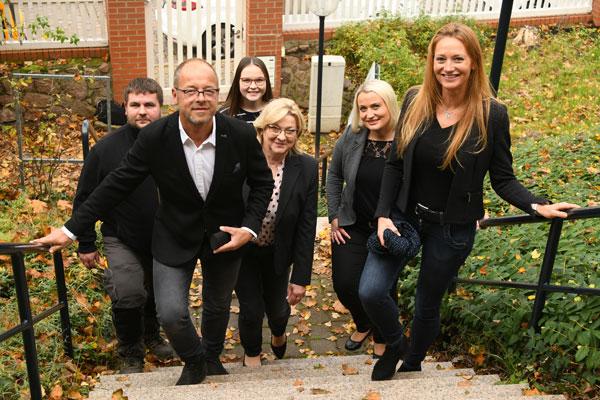 Das Team von Radde Immobilien - Immobilienmakler in Halle (Saale)